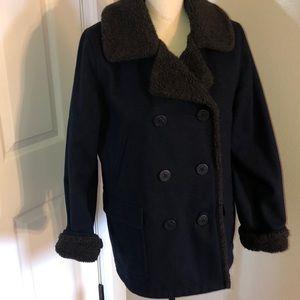American Eagle Outfitters pea coat